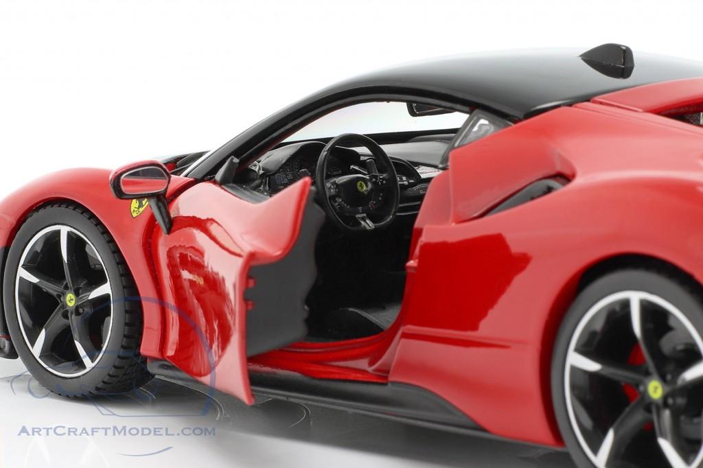 Ferrari Sf90 Stradale Year 2019 Red 18 26028 Ean 4893993260287