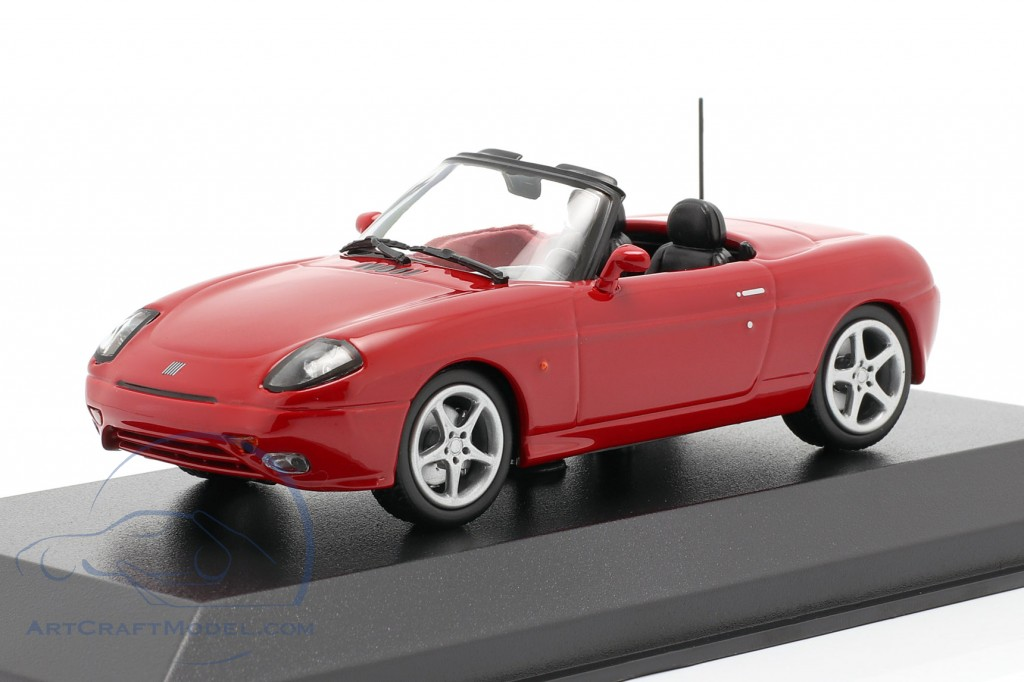 Fiat Barchetta year 1995 red