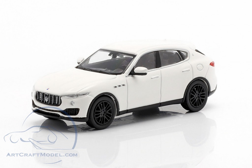 Maserati Levante year 2018 white