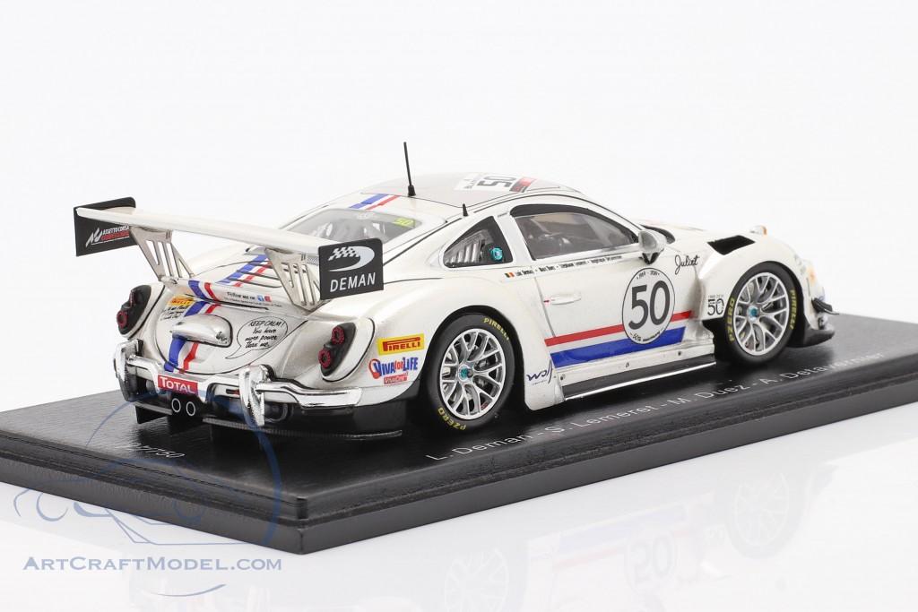 Porsche 911 GT3 Cup MR #50 24h Spa 2019 1969 Tribute