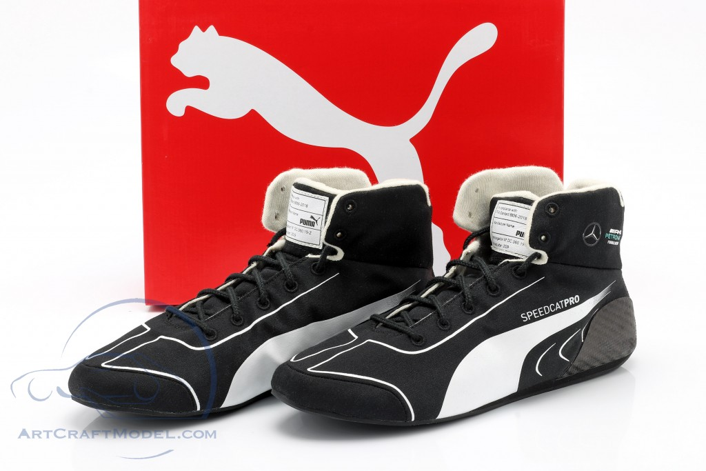 Valtteri Bottas #77 SpeedCat Pro Mercedes Motorsport shoes size 43