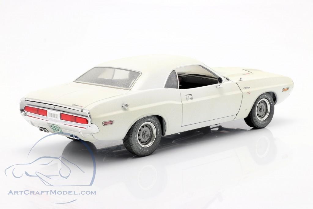 Dodge Challenger R/T Dirty Version 1970 Movie Vanishing Point