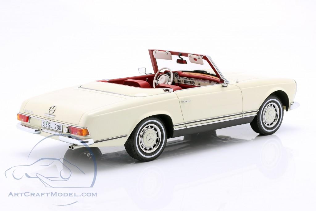 Mercedes-Benz 280 SL Pagode (W113) year 1968 beige  Premium ClassiXXs