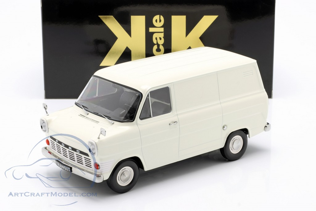 Ford Transit MK1 Van year 1965 cream white