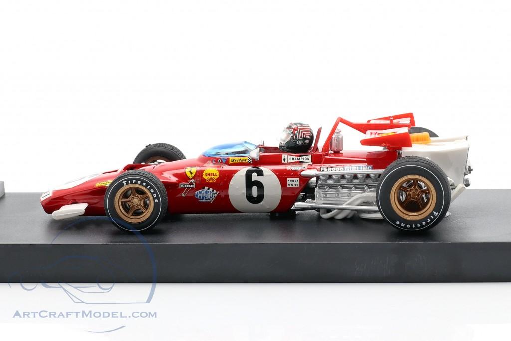 I. Giunti Ferrari 312B #6 GP Italy Formel 1 1970