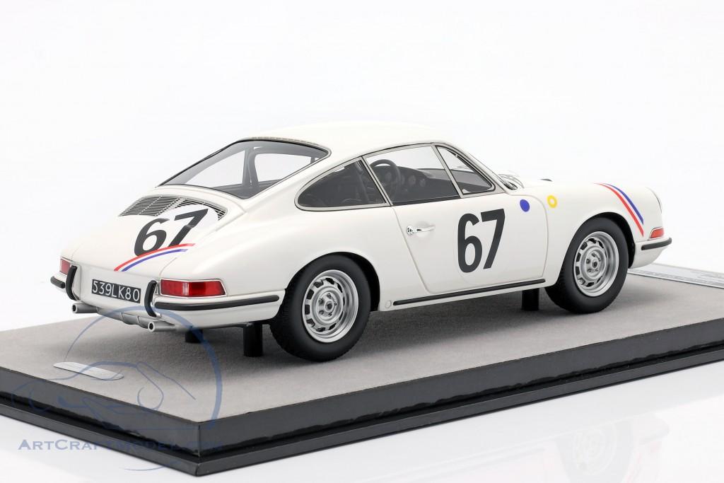 Porsche 911 S #67 24h LeMans 1967 Boutin, Sanson