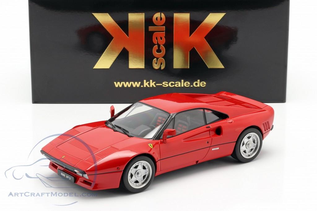 Ferrari 288 GTO Upgrade 1984 red