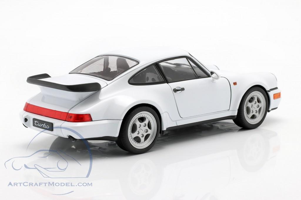 Porsche 911 (964) Turbo white
