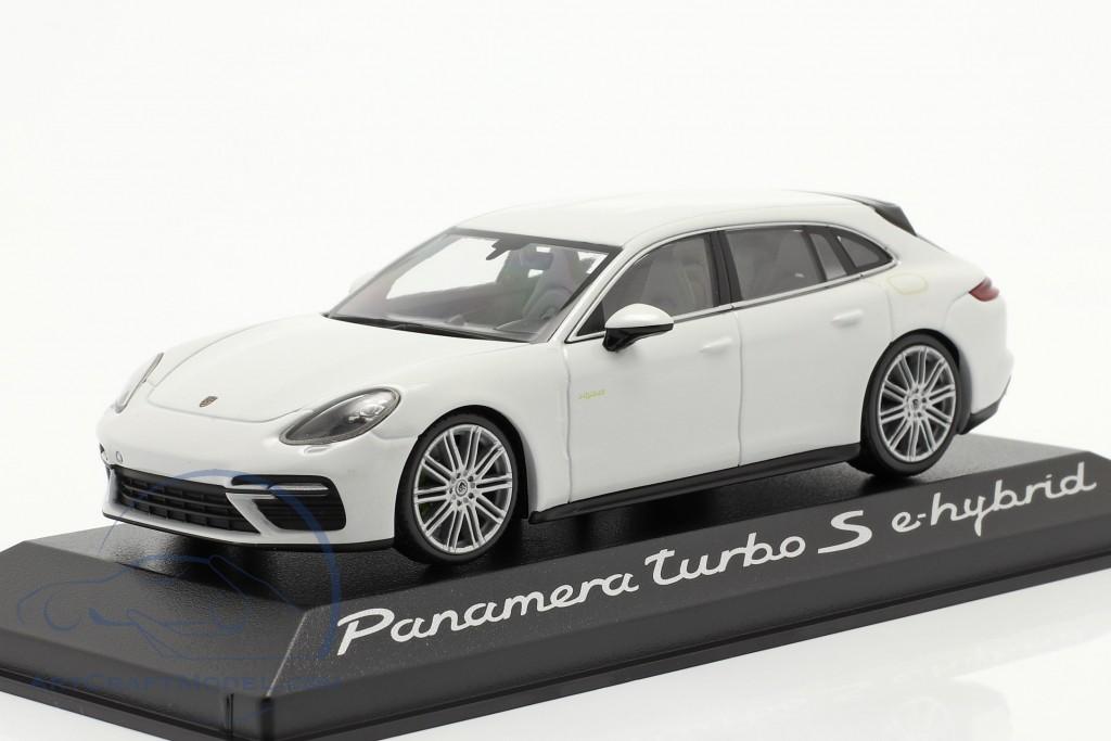 Porsche Panamera Turbo S E Hybrid Year 2016 White Wap0207630j