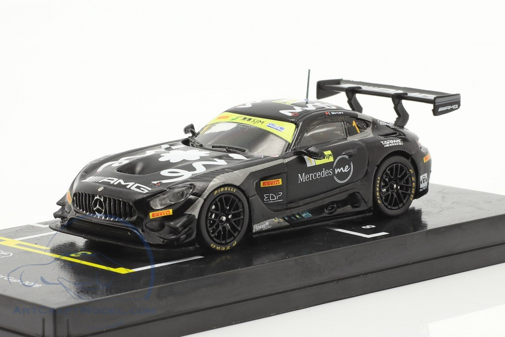 Mercedes-Benz AMG GT3 #1 3rd FIA GT World Cup Macau 2018
