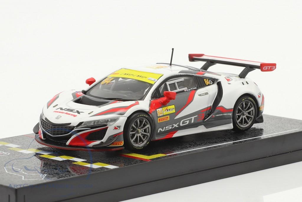 Honda NSX GT3 #84 FIA GT World Cup Macau 2017