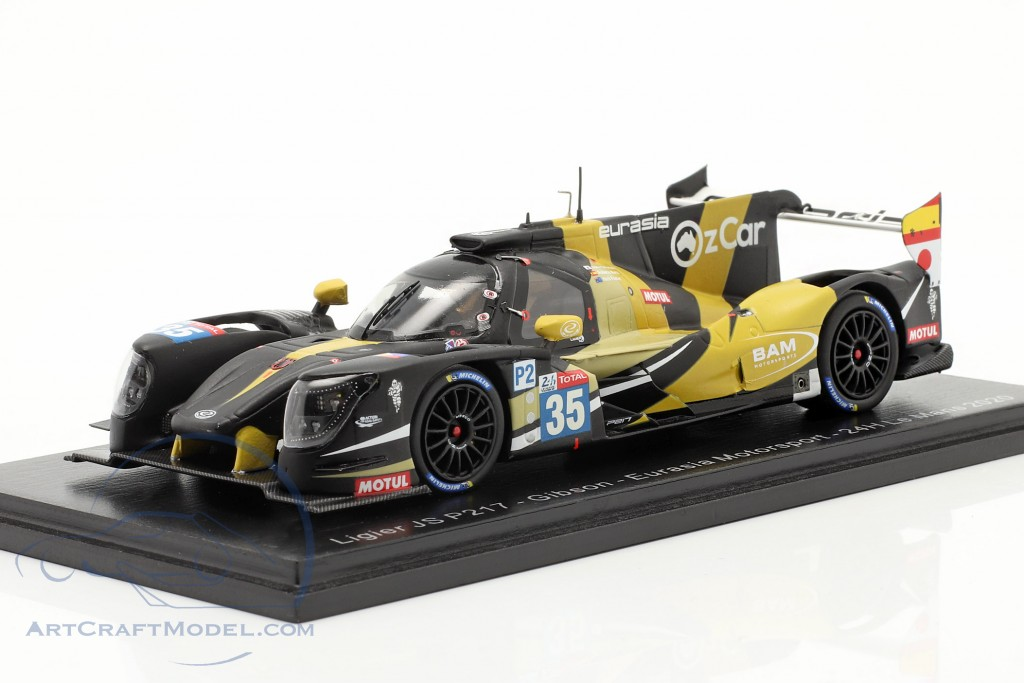 Ligier JS P217 #35 24h LeMans 2020 Foster, Merhi, Yamanaka