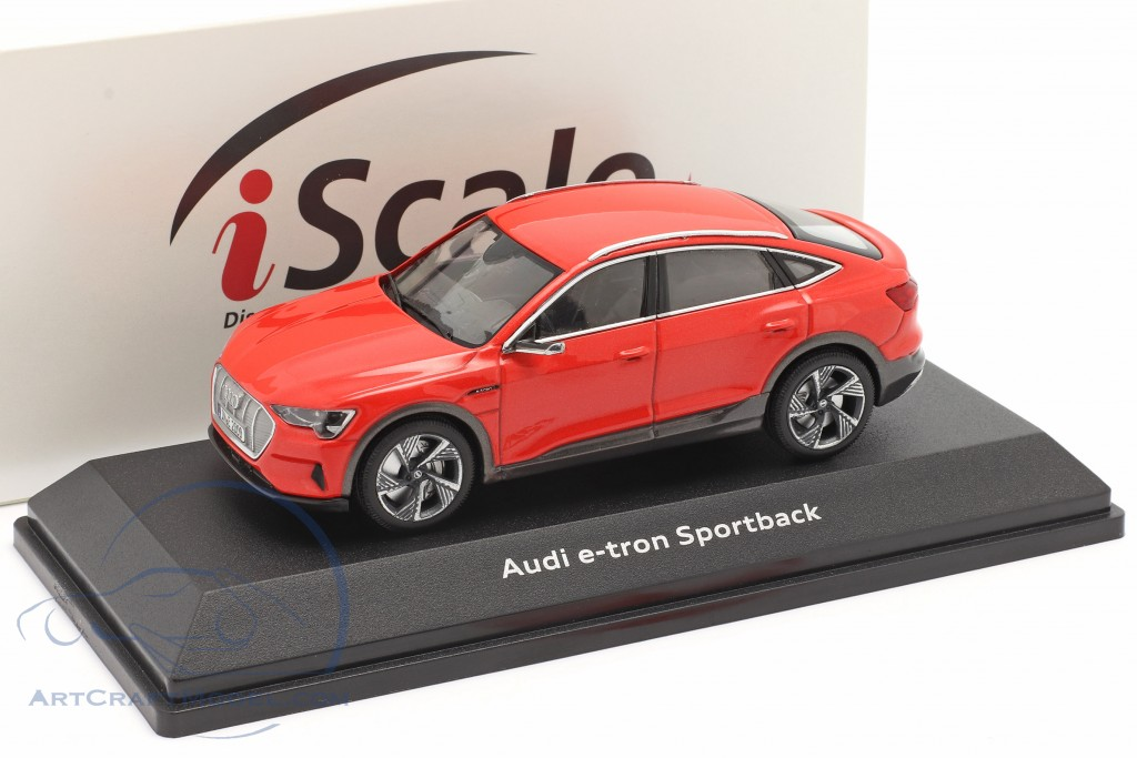 Audi e-tron Sportback year 2020 catalunya red