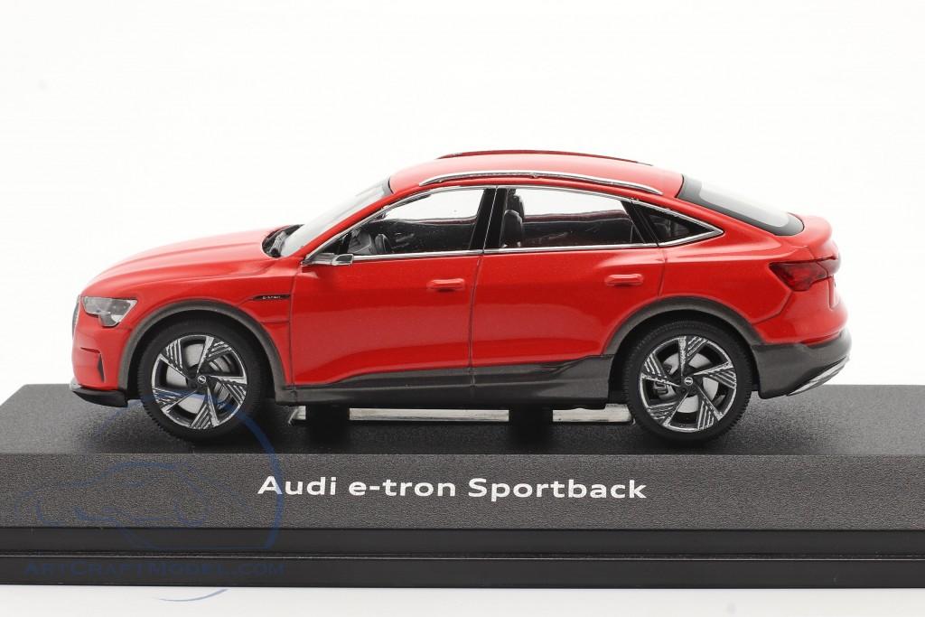 Audi e-tron Sportback year 2020 catalunya red