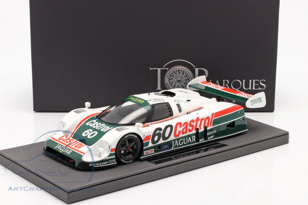 Jaguar XJR-9 #60 winner 24h Daytona 1988 Tom Walkinshaw Racing