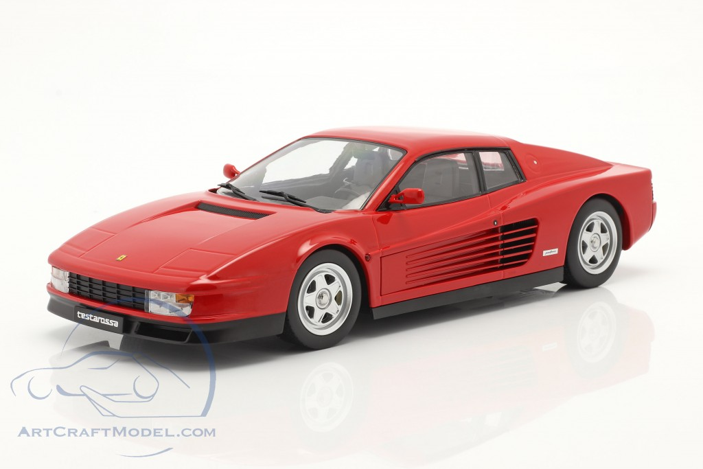 Ferrari Testarossa Baujahr 1986 rot