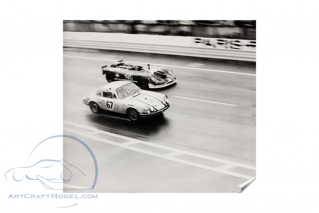 Book: 24 Hours of LeMans 1970 / Edition Porsche Museum (German)