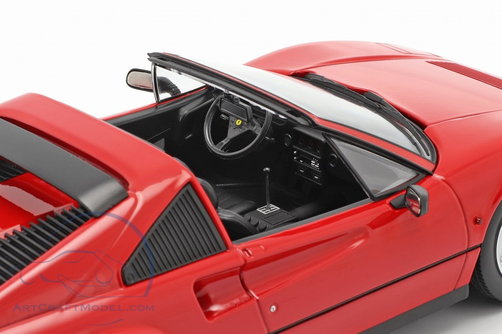 Ferrari 328 GTS year 1985 red