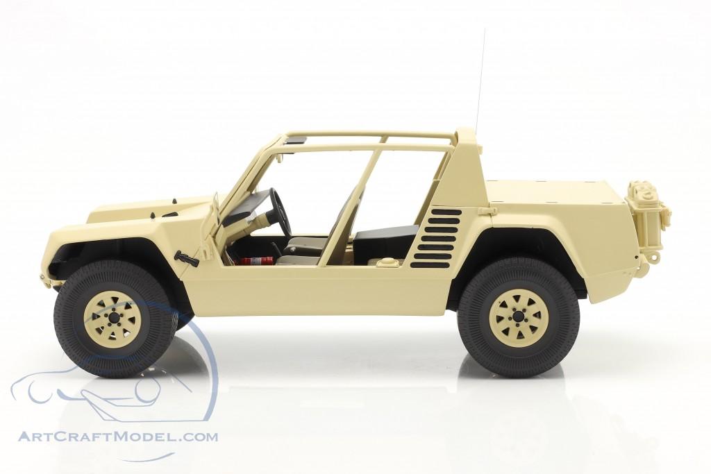Lamborghini Cheetah year 1977 khaki