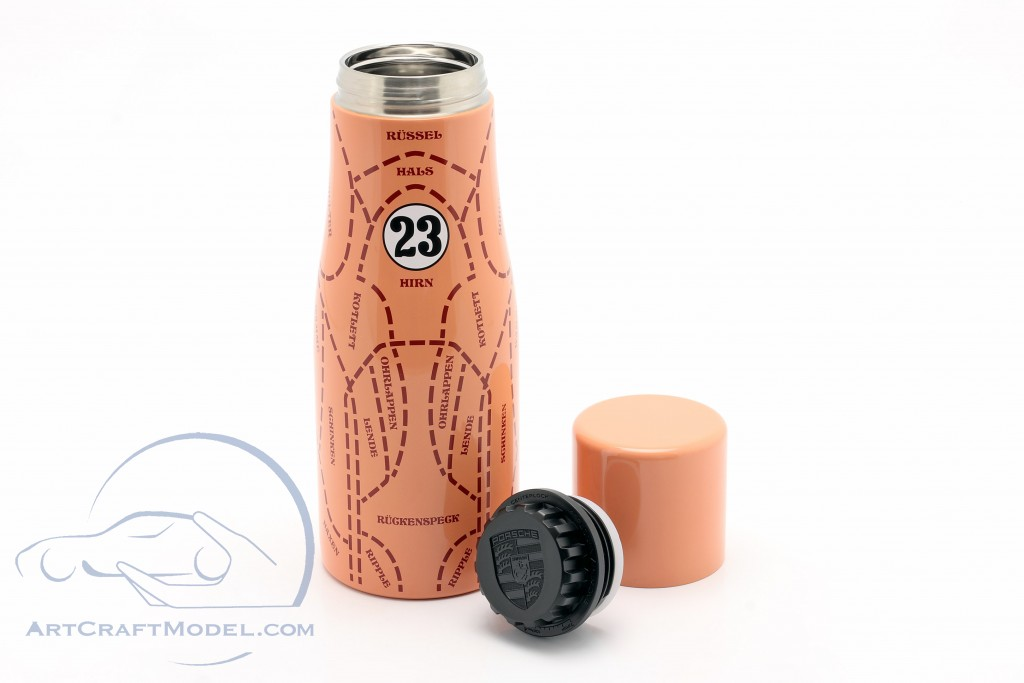 Thermo can / flask Porsche 917/20 Pink Pig #23