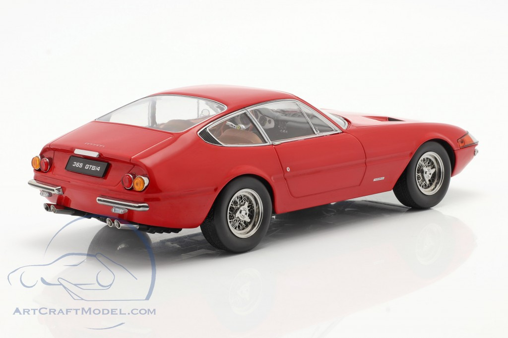 Ferrari 365 GTB/4 Daytona coupe Series 1 1969 red