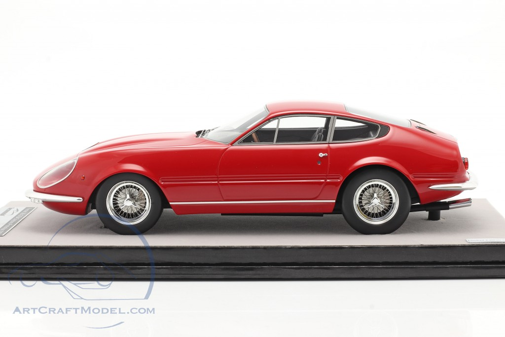 Ferrari 365 GTB/4 Daytona Prototipo 1967 red