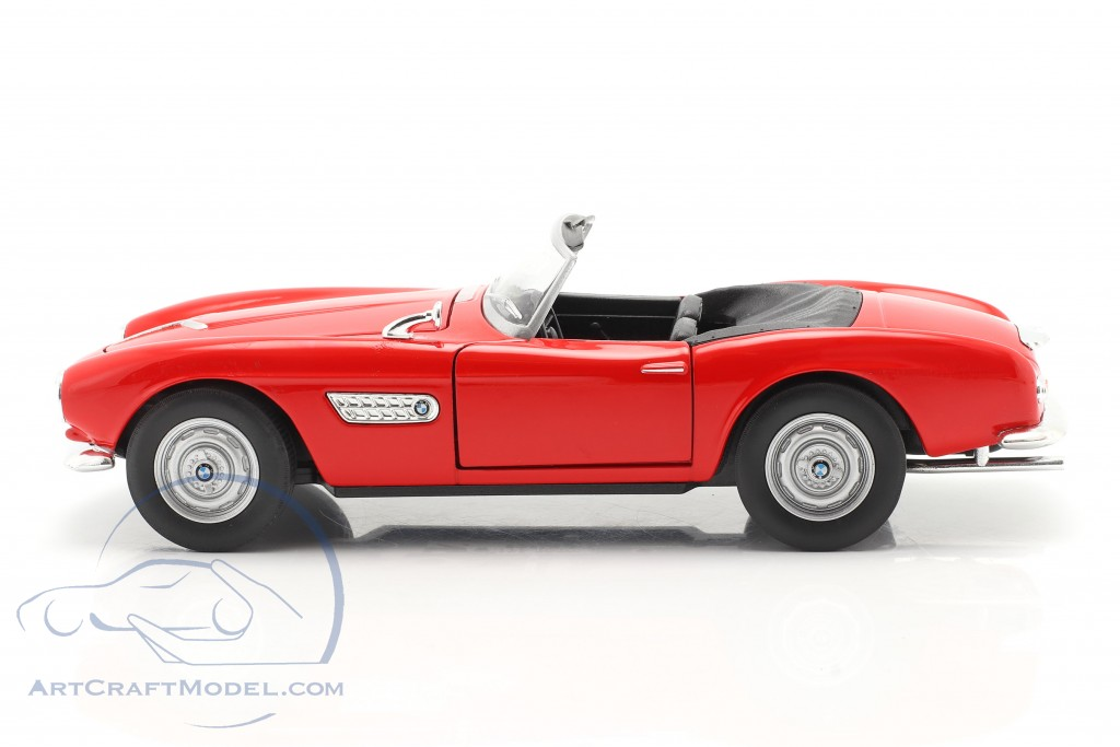 BMW 507 Cabriolet red