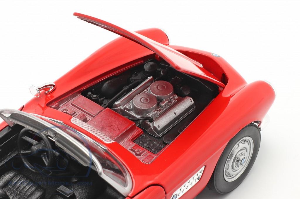 BMW 507 Cabriolet red