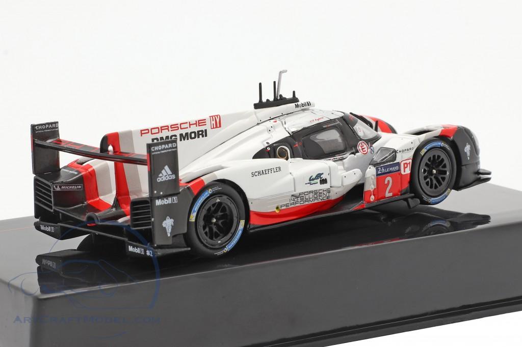 Porsche 919 Hybrid #2 Winner 24h LeMans 2017 Bernhard, Hartley, Bamber