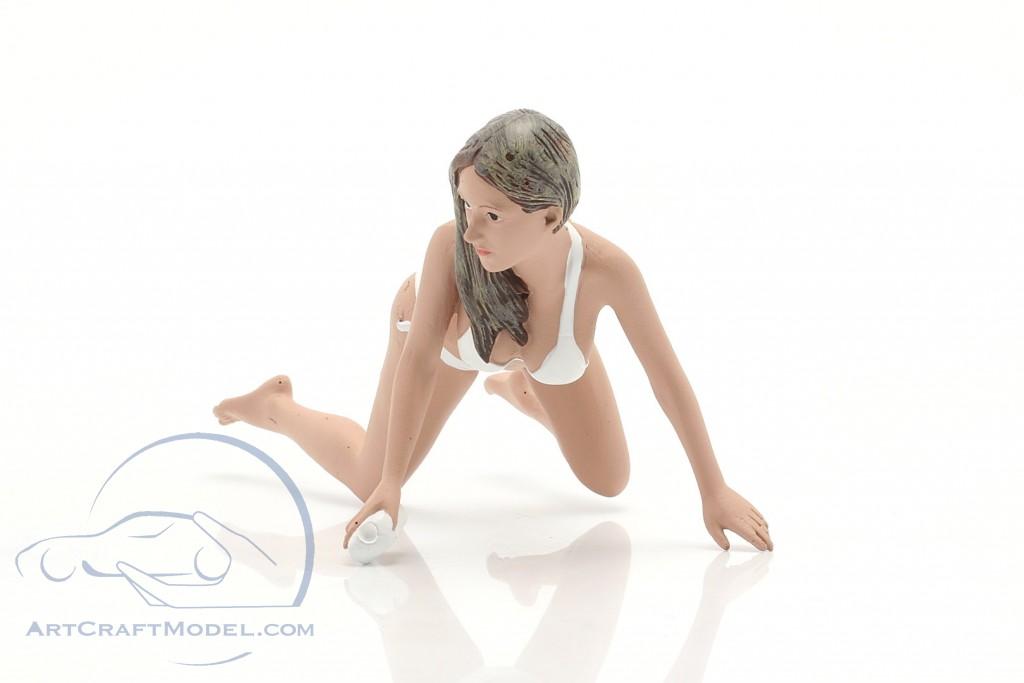 Bikini Car Wash Girl Jenny figure