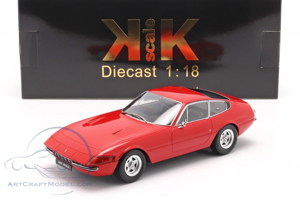 Ferrari 365 GTB/4 Daytona Coupe Series 2 1971 red