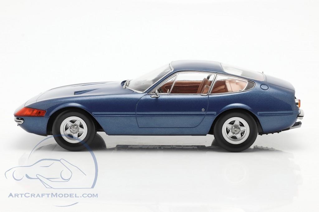 Ferrari 365 GTB/4 Daytona Coupe Series 2 1971 blue metallic
