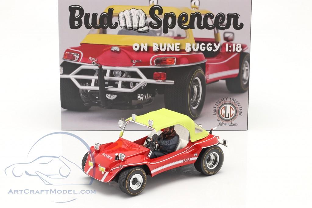 Puma Dune Buggy 1972 With figure Bud Spencer   / 2. choice