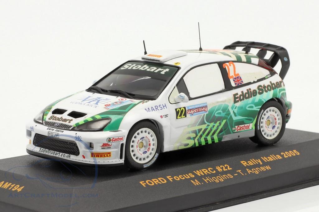Ford Focus WRC #22 Rally Italia 2005
