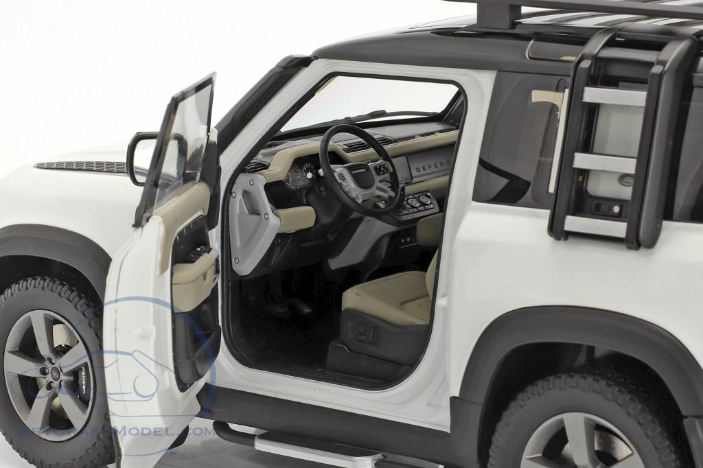 Land Rover Defender 90 year 2020 fuji white
