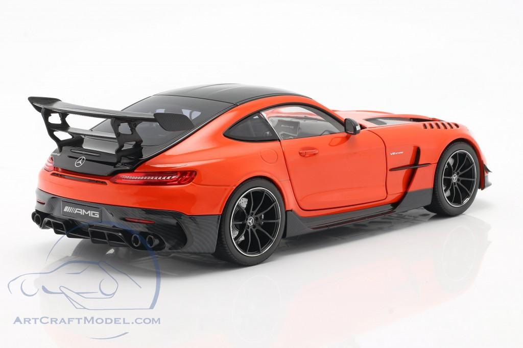 Mercedes-Benz AMG GT (C190) Black Series 2020 AMG magma beam