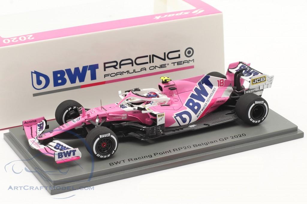 Lance Stroll Racing Point RP20 #18 Belgian GP formula 1 2020