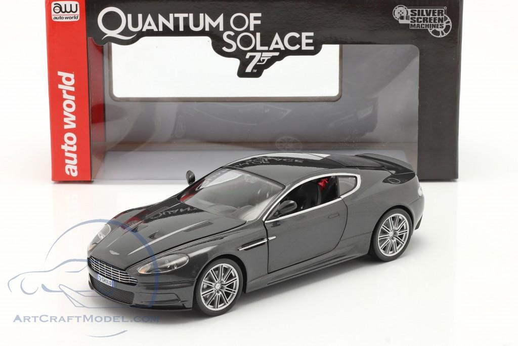Aston Martin DBS Movie James Bond 007 Quantum of Solace 2008