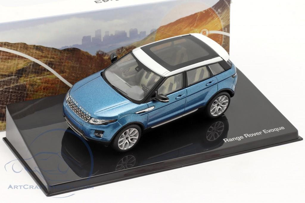 Land Rover Range Rover Evoque 5-door mauritius blue