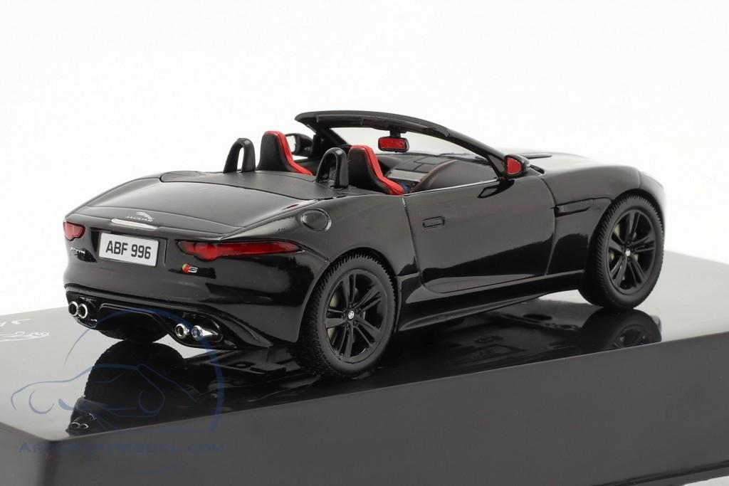Jaguar F-Type V8-S year 2013 black