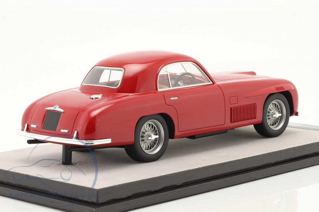 Ferrari 166S Coupe Allemano Street version 1948 red