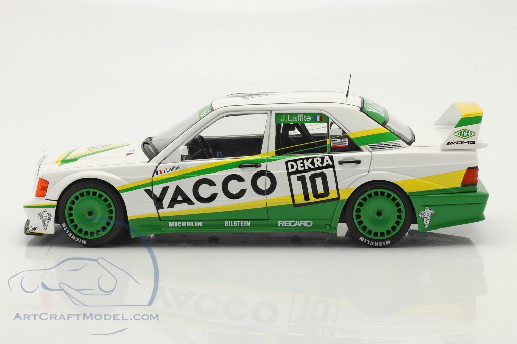 Mercedes-Benz 190E 2.5-16 Evo II #10 DTM 1991 J. Laffite