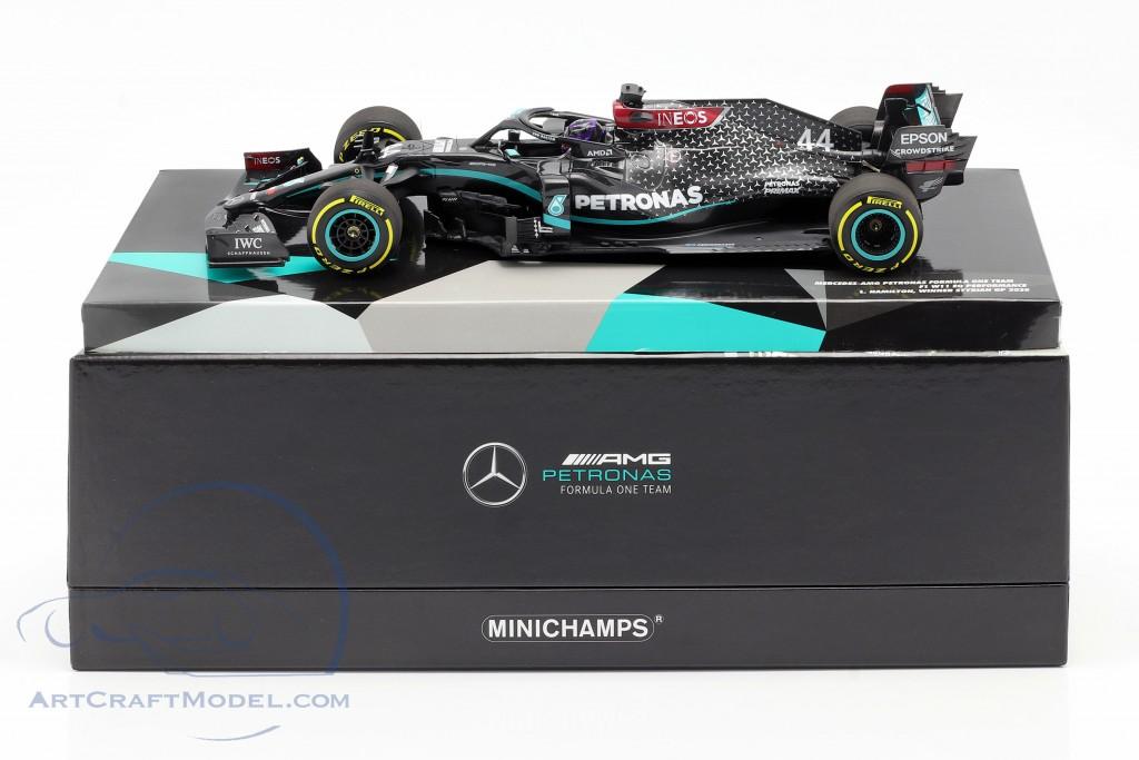 L. Hamilton Mercedes-AMG F1 W11 #44 Winner Styrian GP formula 1 World Champion 2020