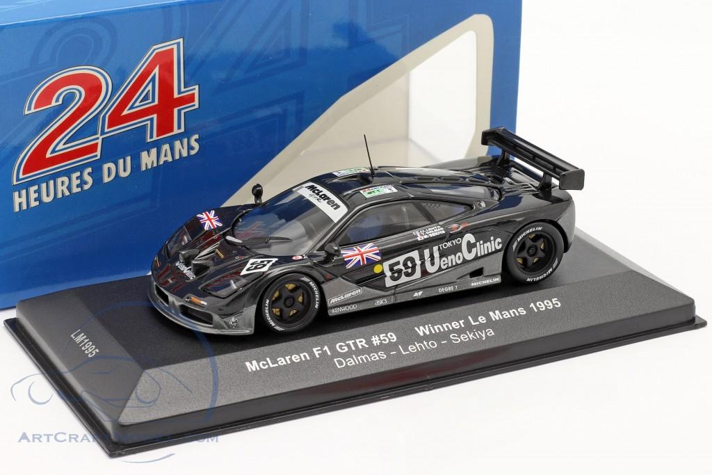 McLaren F1 GTR #59 Winner LeMans 1995