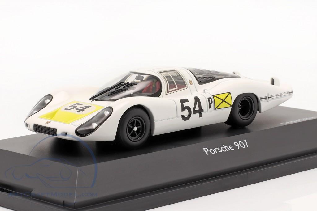 Porsche 907 #54 Winner 24h Daytona 1968