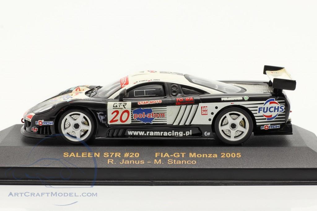 #20 Saleen S7R FIA GT Monza 2005