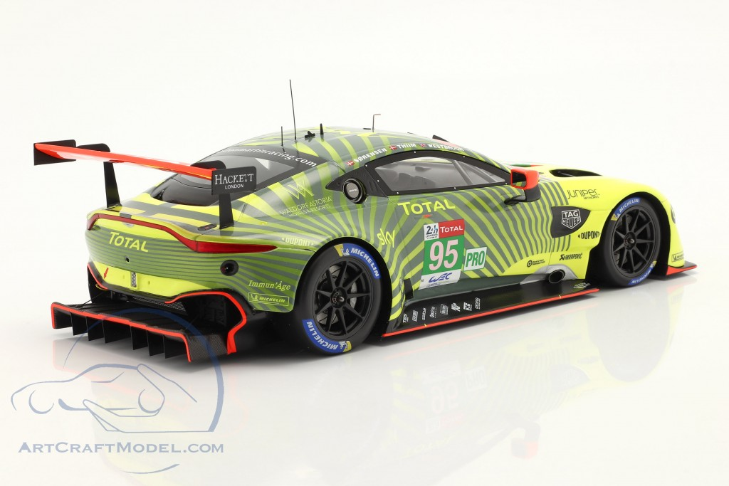 Aston Martin Vantage AMR #95 24h LeMans 2020 Aston Martin Racing