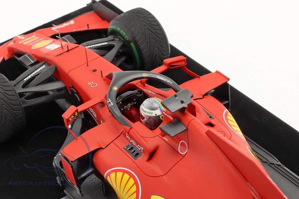Sebastian Vettel Ferrari SF1000 #5 3rd Turkey GP formula 1 2020