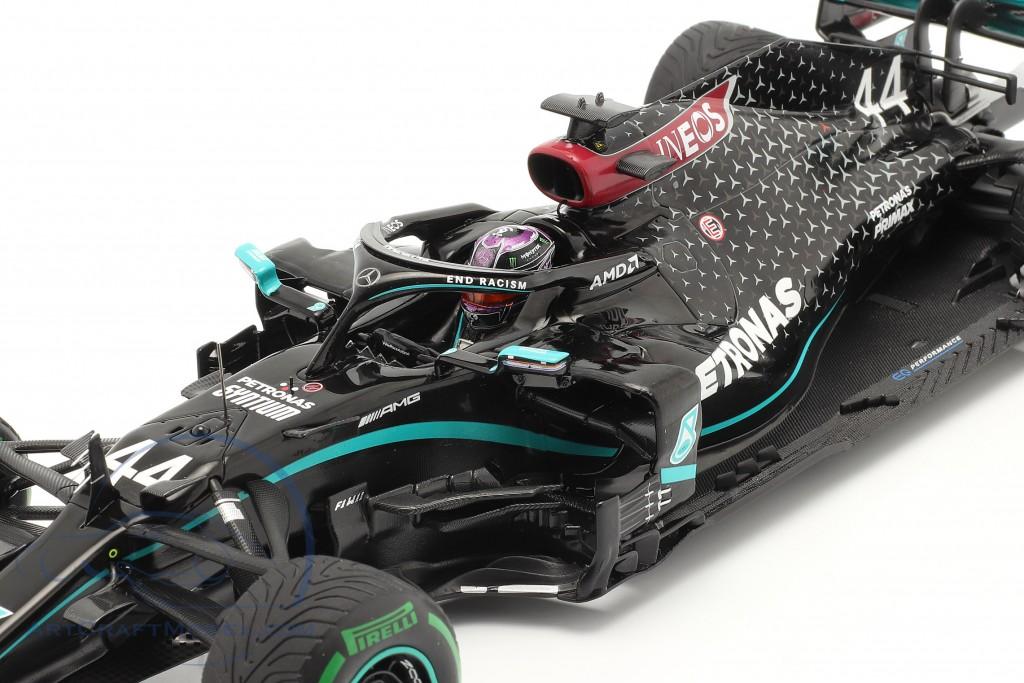 L. Hamilton Mercedes-AMG F1 W11 #44 World Champion Turkey GP F1 2020