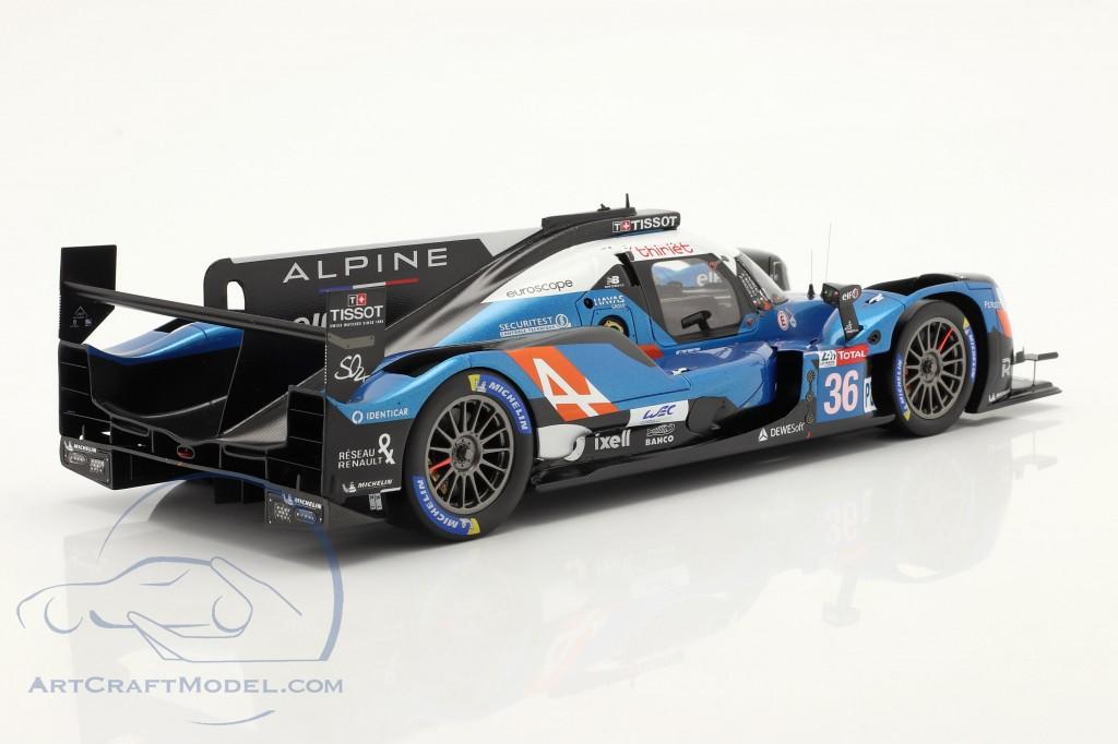Alpine A470 #36 24h LeMans 2020 Laurent, Negrao, Ragues